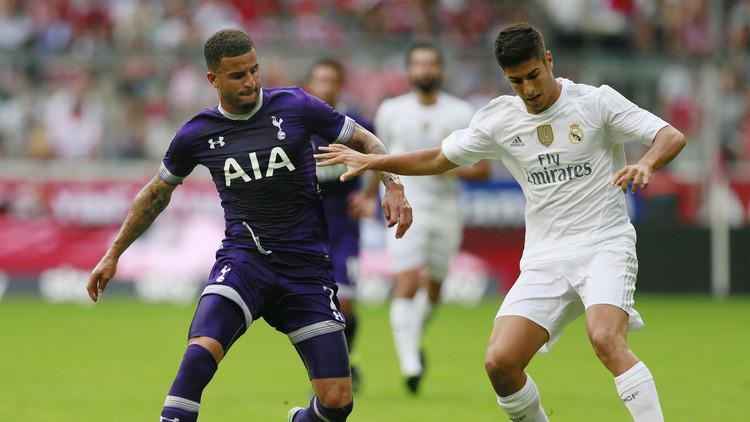 ريال مدريد يمدد عقد لاعبه الشاب اسينسيو