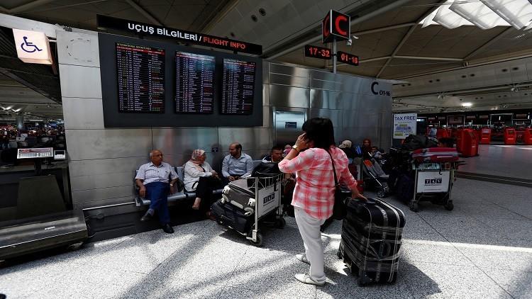 شركات أوروبية تستأنف رحلاتها الجوية إلى تركيا