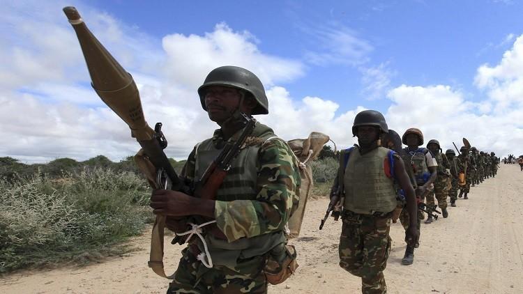 الأمن الصومالي  يسيطر على مواقع لحركة