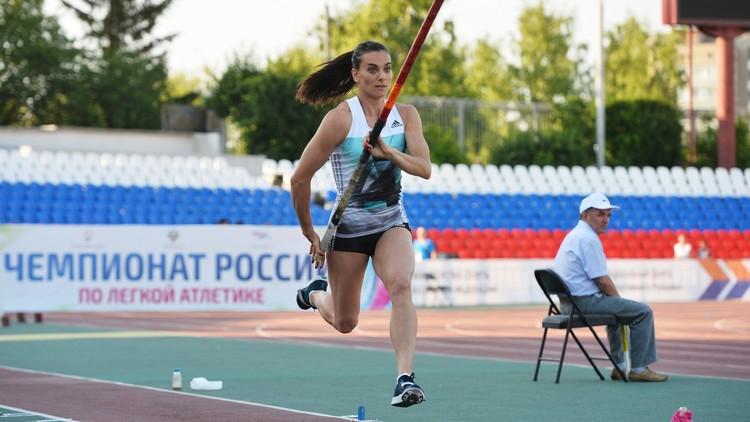 إيسنبايفا: هناك شعور بأن اتحاد ألعاب القوى تلقى أوامر بحرمان روسيا من أولمبياد ريو