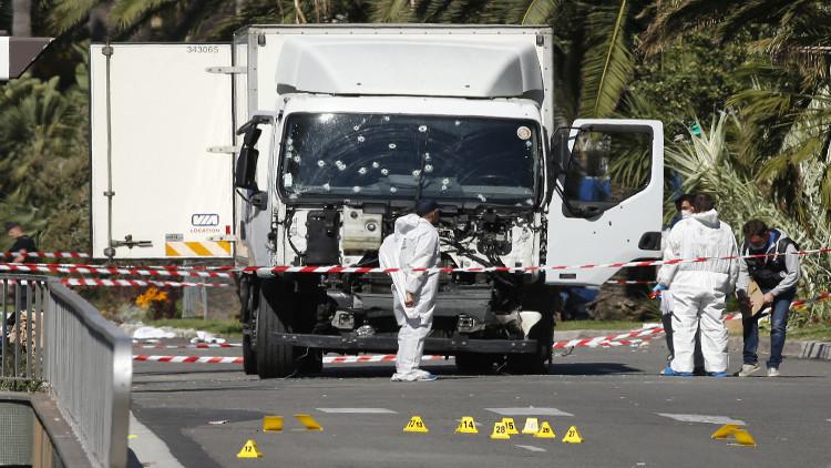 باريس لم تثبت بعد علاقة منفذ هجوم نيس بالإرهاب