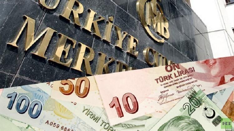 تعافي الليرة التركية وهبوط بورصة اسطنبول