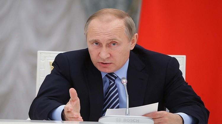 بوتين يوعز بإعداد تقارير شهرية حول منشآت بطولة كأس العالم
