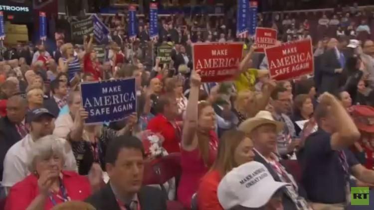 تواصل المؤتمر الوطني للحزب الجمهوري