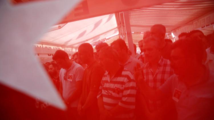 تداعيات محاولة الانقلاب في تركيا على ألمانيا