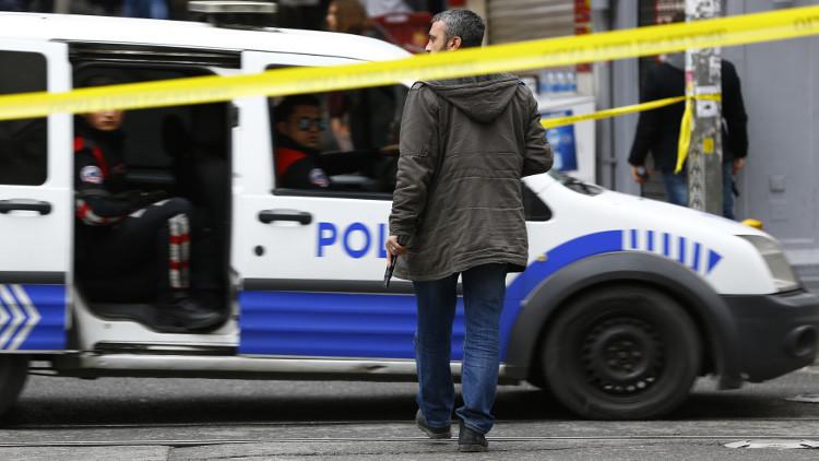 مقتل شرطيين شمال تركيا برصاص مسلحين