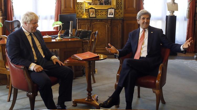 كيري: ندرك ولافروف اتجاه سير عملية التسوية السورية