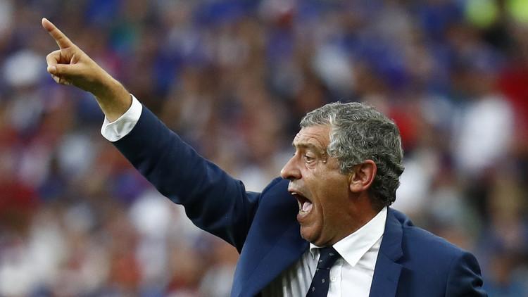 فرناندو سانتوس مدربا لمنتخب البرتغال حتى 2020
