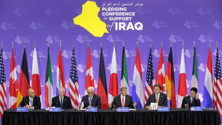 كيري: التحدي الجديد في العراق هو إعادة إحياء المناطق المحررة
