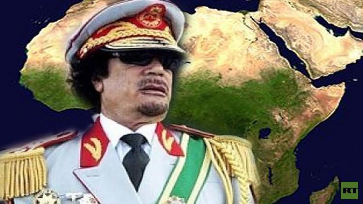 نائب مصري: أفريقيا تعاني بعد رحيل القذافي!