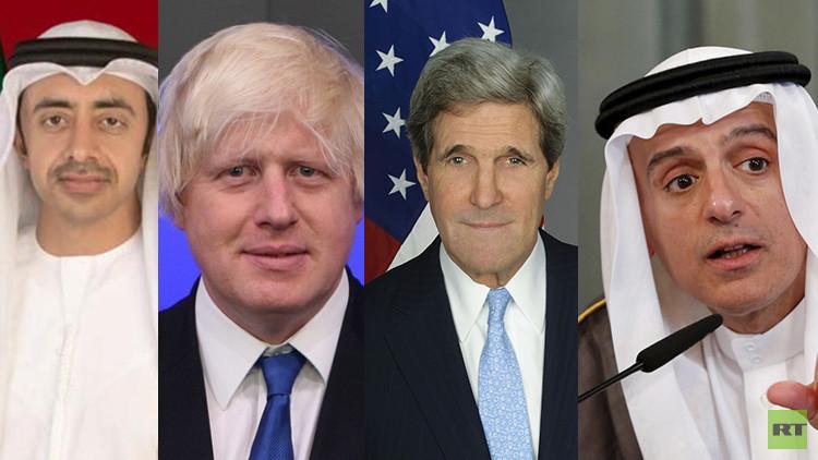 بيان رباعي يدعو الأطراف اليمنية لاستئناف الحوار