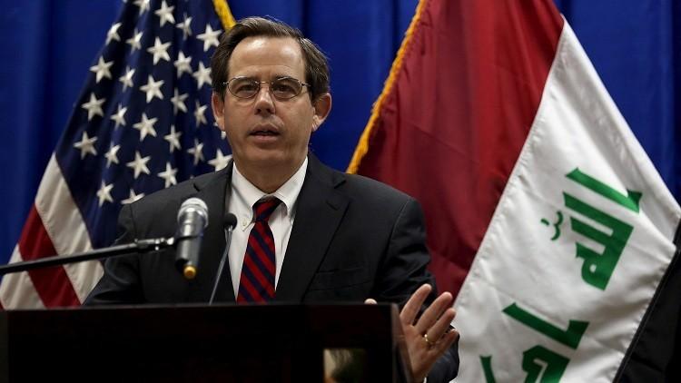 واشنطن تدعو القوات التركية إلى مغادرة العراق