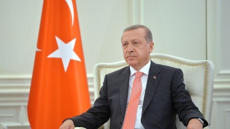 أردوغان: القطاع المالي قوي بما فيه الكفاية
