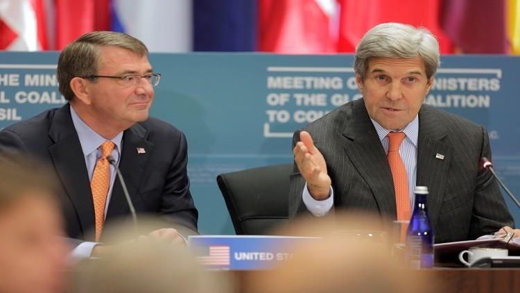 التحالف الدولي يستعد لمعركتي الموصل والرقة