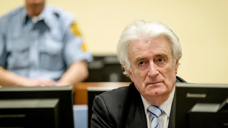 كاراجيتش يطعن في قرار محكمة لاهاي