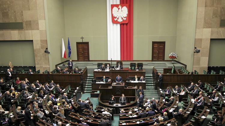 برلمان بولندا يعتبر مذابح فولين