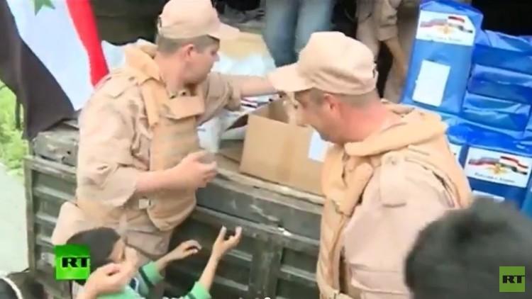 مقتل جندي روسي في سوريا