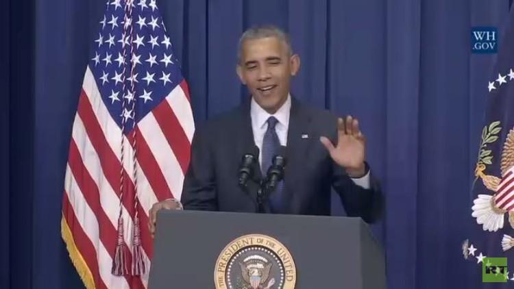 أوباما يخلط أموره الشخصية بالسياسة الخارجية