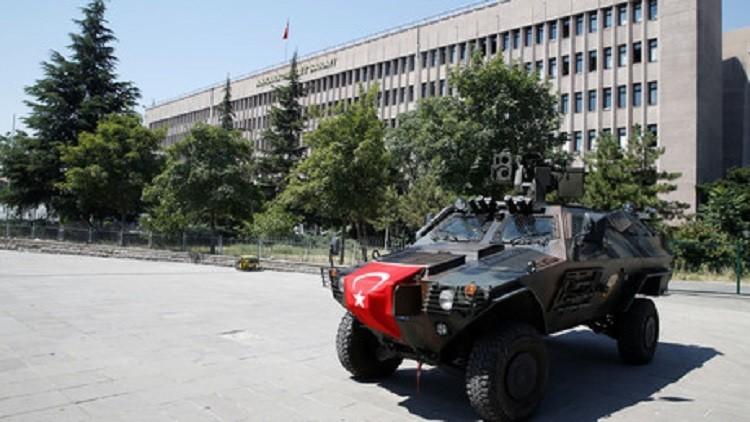إطلاق سراح 1200 جندي تركي أوقفوا إثر الانقلاب