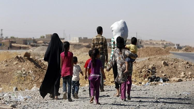داعش يستهدف العوائل الهاربة من قبضته في العراق