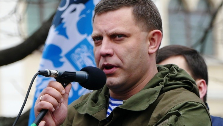 انتخابات جمهورية دونتسك ستجري في الـ6 من نوفمبر المقبل