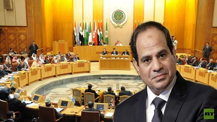 ماذا سيقول السيسي خلال القمة العربية؟