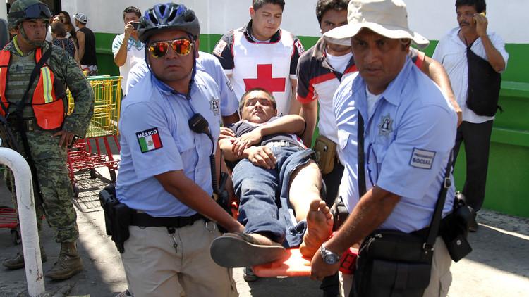 اشتباك يوقع 5 قتلى بينهم رئيس بلدية في المكسيك