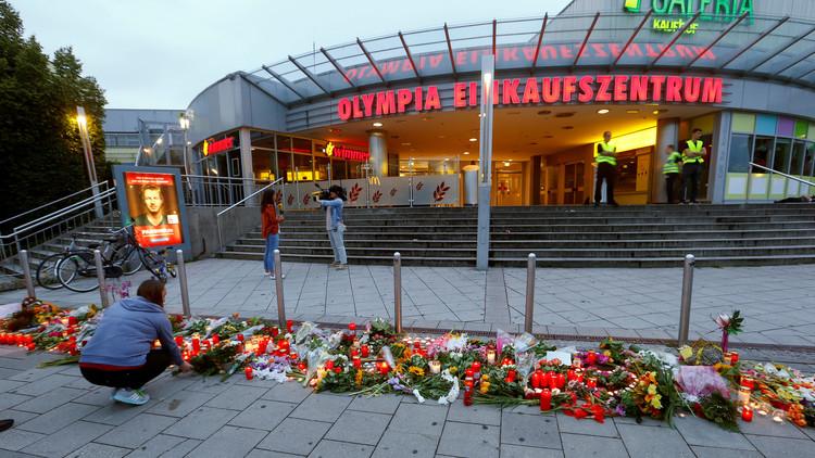 منفذ اعتداء ميونيخ حضر لهجومه منذ عام
