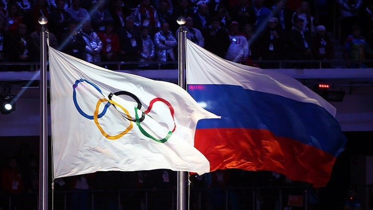 ريو2016.. روسيا تنتظر قرار اللجنة الأولمبية الدولية!