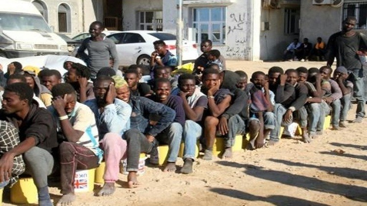 انتشال 41 جثة لمهاجرين في الشواطئ الليبية