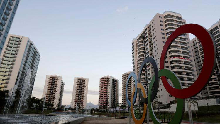 أستراليا تقاطع القرية الأولمبية في ريو دي جانيرو !