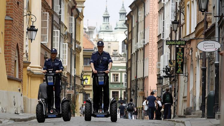 اعتقال مواطن عراقي في بولندا بتهمة الإرهاب