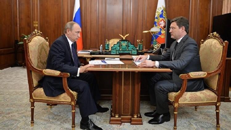روسيا تستغني عن التقنيات الأجنبية لإنتاج النفط عام 2019