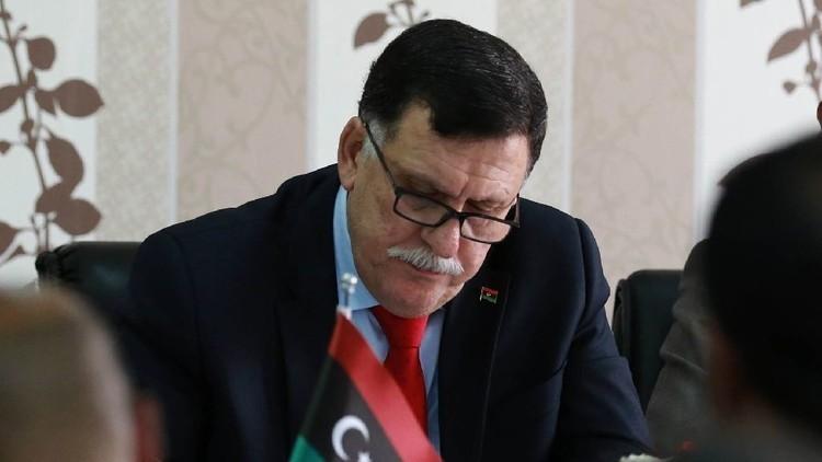 السراج: فعلنا تواجدنا مع التحالف العربي ضد