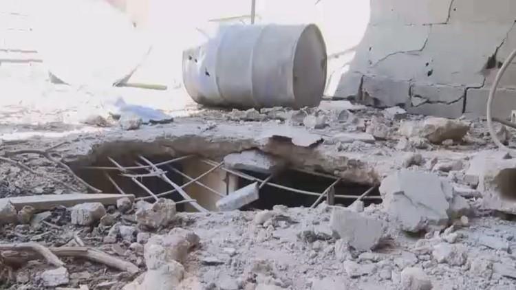 القذائف الصاروخية تنال من دمشق