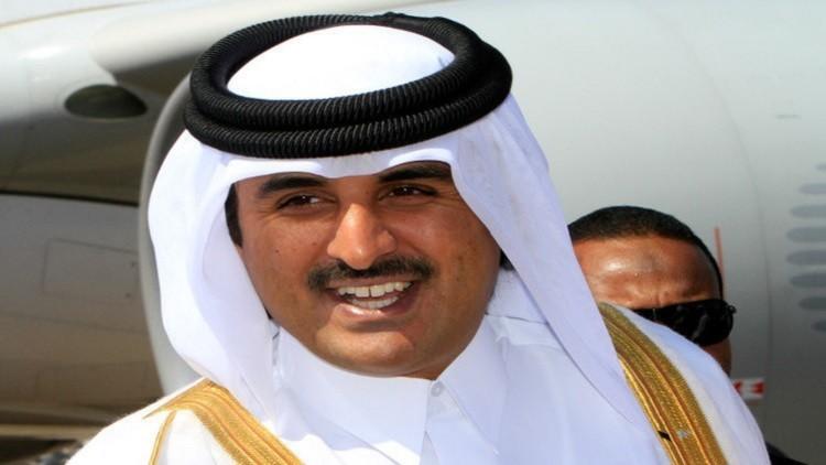أمير قطر يعرج على قمة نواكشوط في طريقه إلى أمريكا