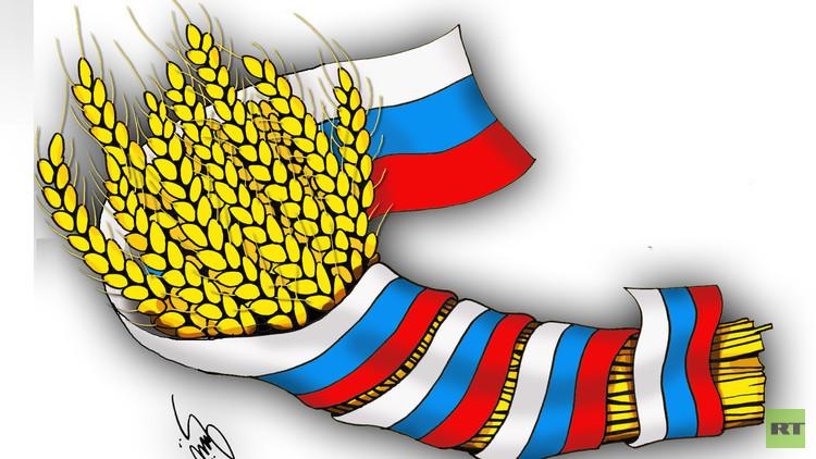 روسيا تهيمن على سوق القمح العالمي