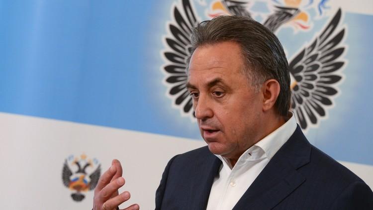 وزير الرياضة الروسي يدافع عن الرياضيين النزهاء