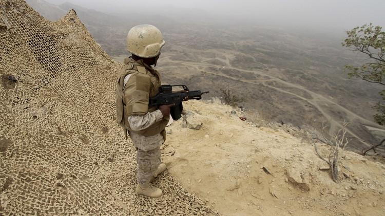 مقتل 5 جنود سعوديين وإصابة 3 بهجوم للحوثيين في نجران
