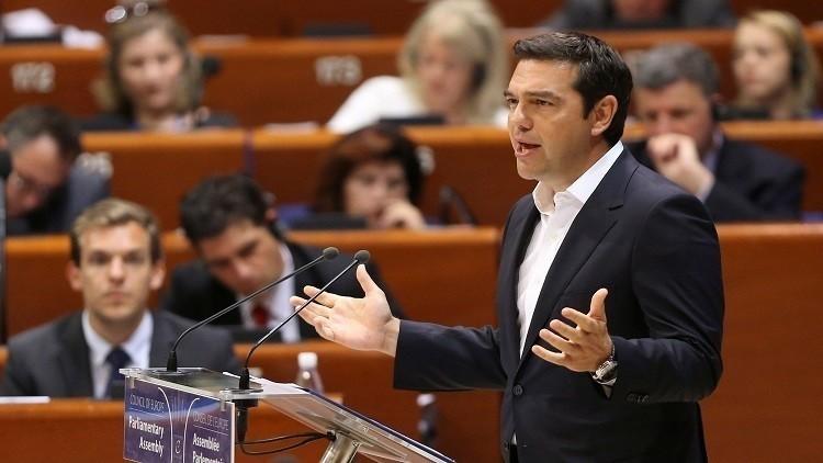 رئيس الحكومة اليوناني يريد تغيير الدستور