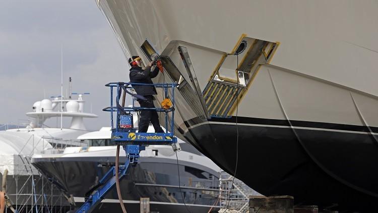 تركيا الثالثة عالميا في إنتاج القوارب الفخمة