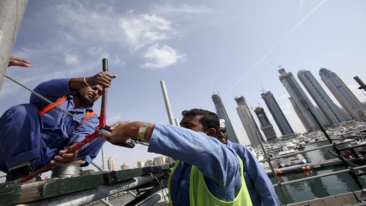 الديون تجبر الأجانب على الهروب من دبي
