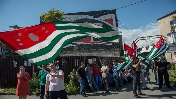 استقالة رئيس وزراء جمهورية أبخازيا