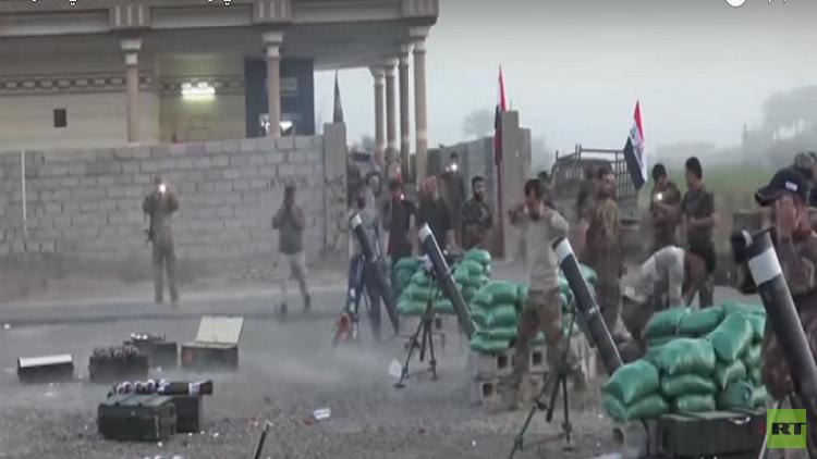 مساواة الحشد الشعبي بقوات مكافحة الإرهاب في العراق