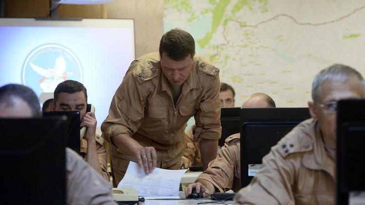 روسيا تنشِّط المسار السلمي في سوريا