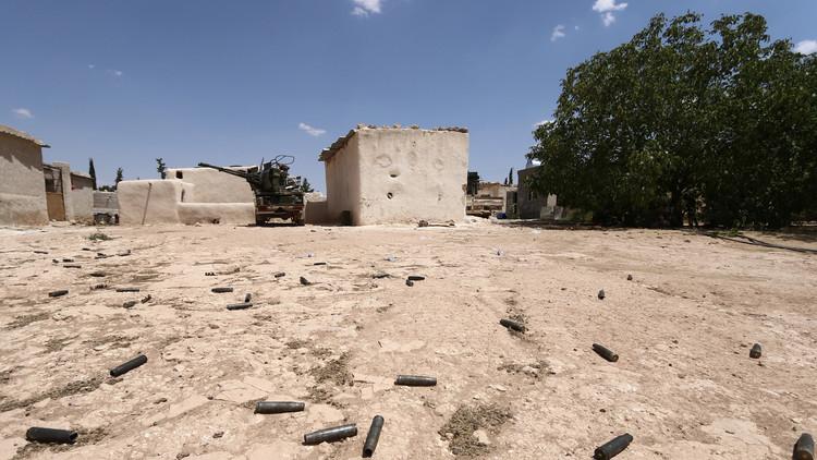 واشنطن تبدأ تحقيقا في مقتل مدنيين بغارة على منبج