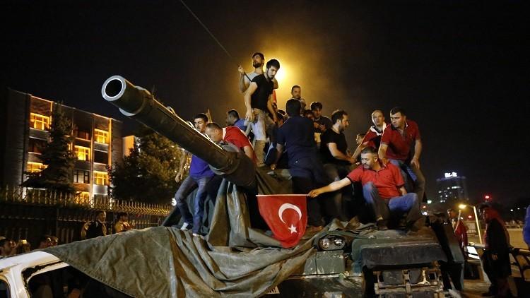 الجيش التركي يفصل 1700 عسكري على خلفية الانقلاب الفاشل