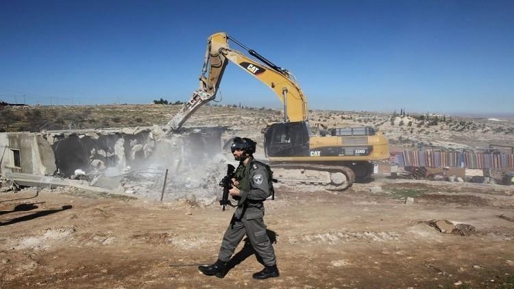 منظمة إسرائيلية: ارتفاع وتيرة هدم منازل الفلسطينيين