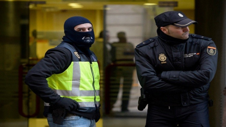 مدريد توقف مغربيين اثنين بشبهة