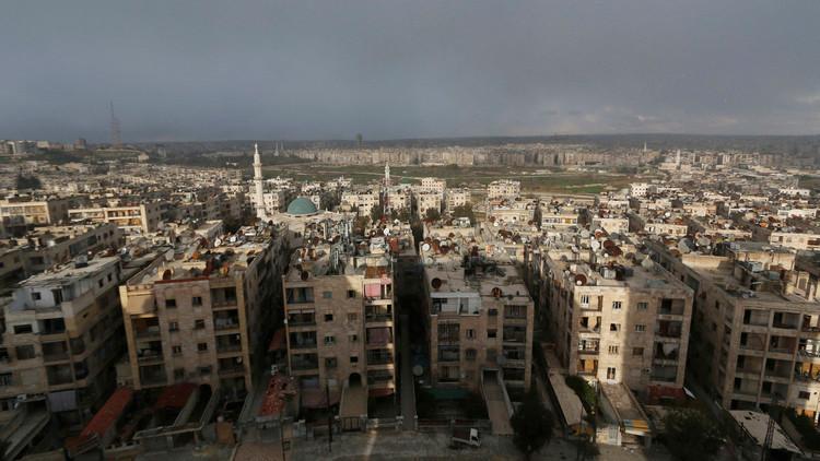 موسكو ودمشق تطلقان عملية إنسانية واسعة النطاق في حلب